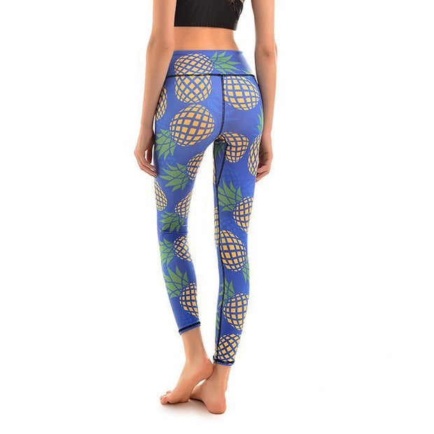 LotusX™ Pineapple Leggings - Lotus Leggings