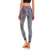 LotusX™ Mosaic Leggings - Lotus Leggings