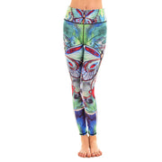 LotusX™ Butterfly Leggings - Lotus Leggings