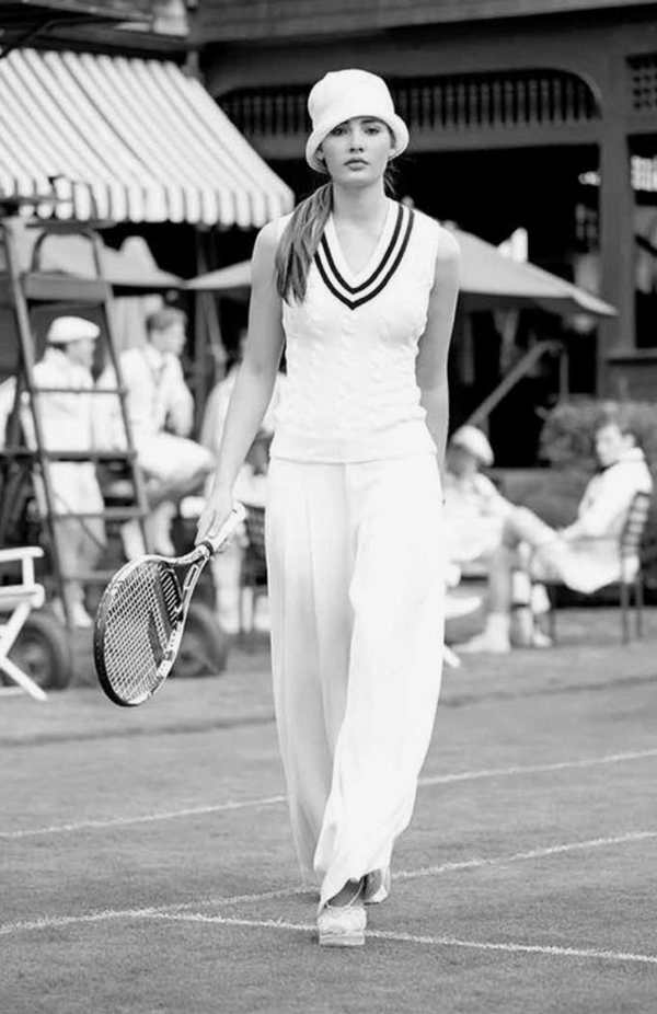 Wimbledon Style - Get the Look