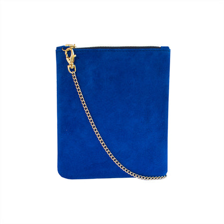 Cara - Royal Blue Clutch Bag