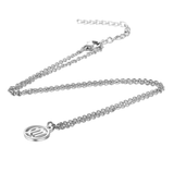girls virgo neclace gift