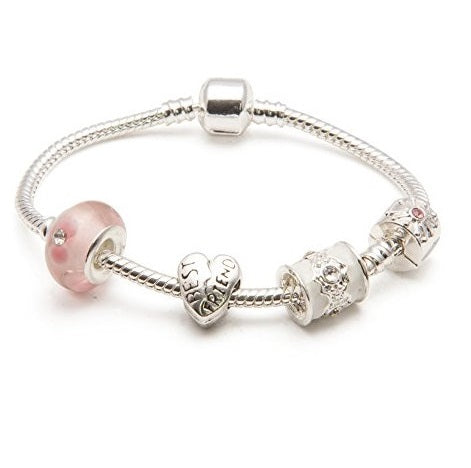Pink Parfait friend Bracelet great Friendship Gift Ideas or friend Gifts For Her
