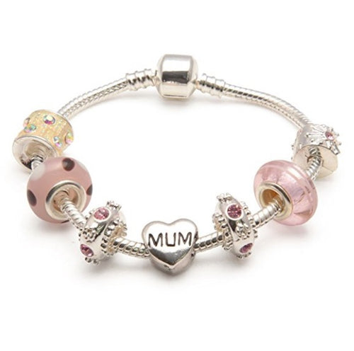 Vanilla Kisses Mum Bracelet or Mum Jewelry as Gifts For Mum