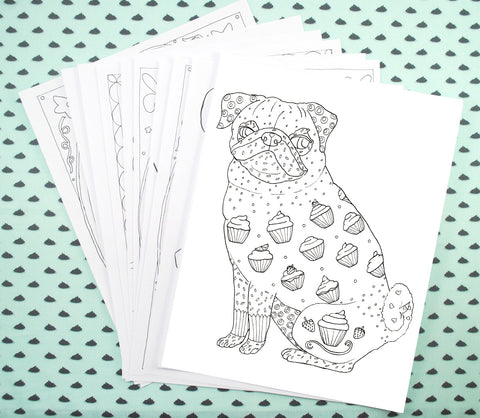 Pages from Pug Love
