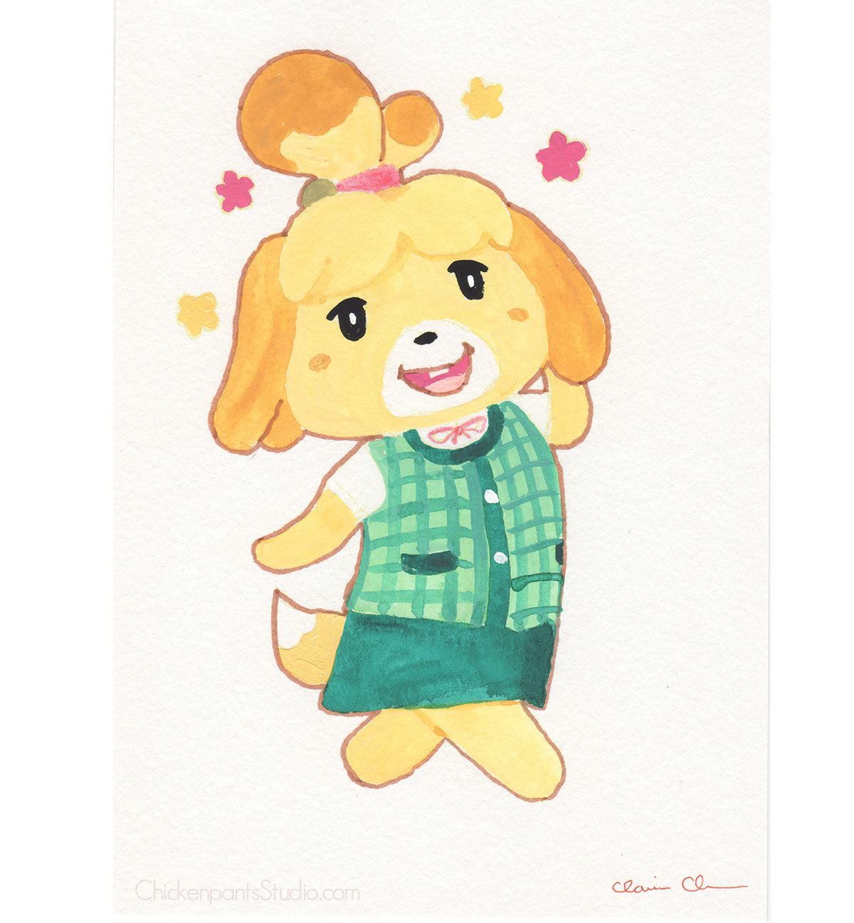 Isabelle - Original Painting