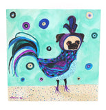 Pugchicken 2 - The Chickening - Original Painting