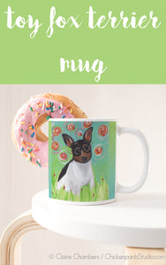 Toy Fox Terrier Mug