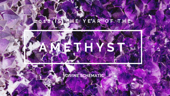 The year of the Amethyst