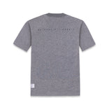 S/S T-SHIRT IN HEATHER GREY