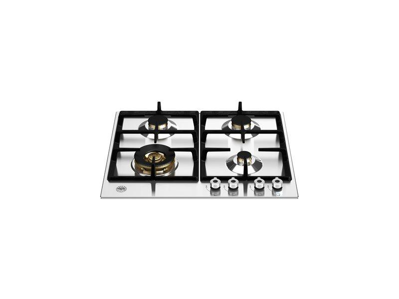 BERTAZZONI P604LPROX 60cm Built-in Hob Stainless Steel