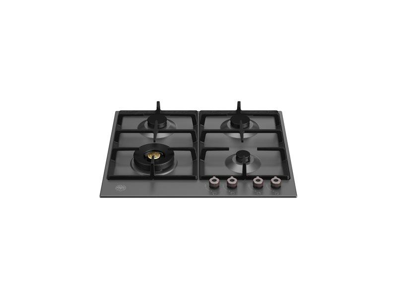 Bertazzoni P604LPRONE 60cm BUILT-IN GAS HOB with wok ring