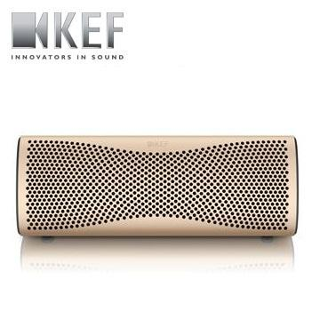 KEF Muo Horizon Gold BT Speaker - Lion City Company