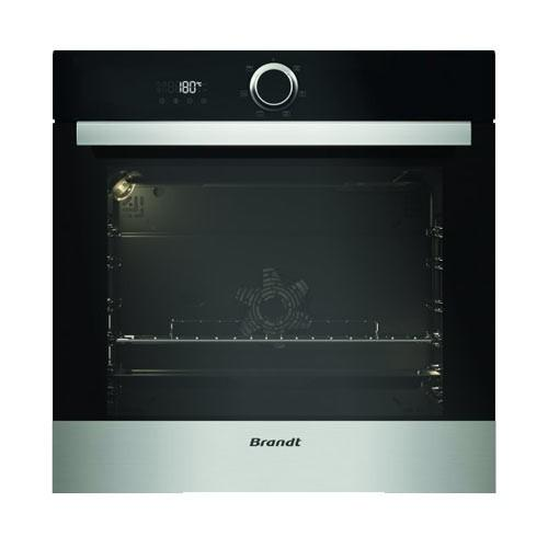 Brandt 73L Built-in Enamel Oven BXE6538XS - Lion City Company