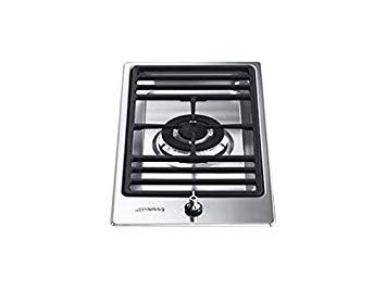 Smeg PDXS30T-1 Built in 2-Burner Domino Gas Hob