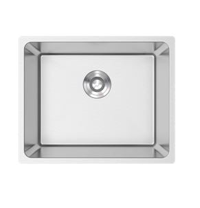 Valenti VKS1047A Stainless Steel Single Bowl Sink
