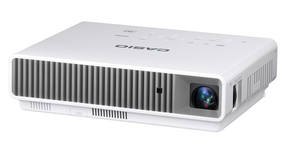 Casio Standard Model LampFree Projector XJM246 - Lion City Company