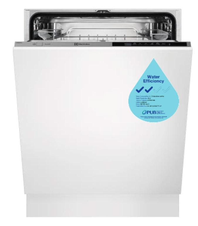 ELECTROLUX ESL5343LO 60cm Built-in Dishwasher