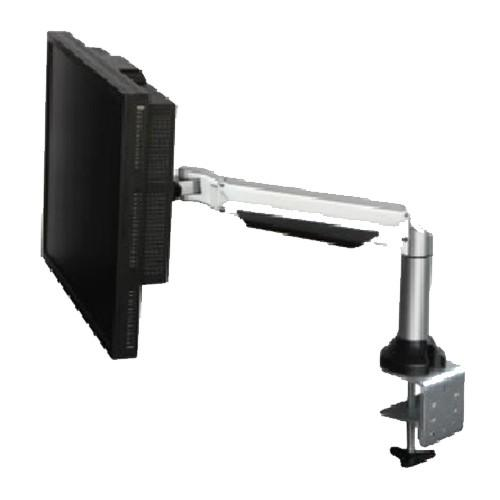 Tough Gas Spring Single LCD Monitor Arm 68S131 - Lion City Company
