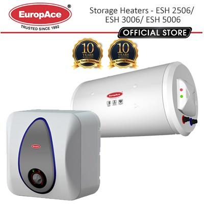 Europace ESH5006 50L Storage Water Heater - Lion City Company