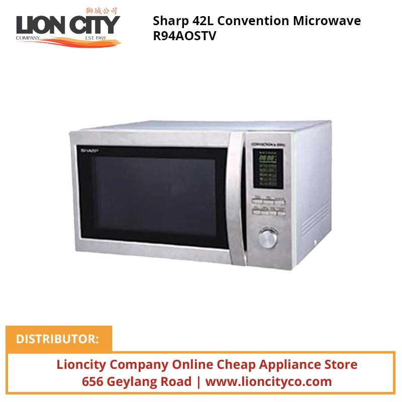 Sharp 42L Convention Microwave R94AOSTV - Lion City Company