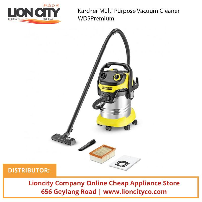 Karcher Multi Purpose Vacuum Cleaner WD5Premium - Lion City Company