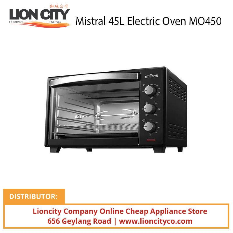 Mistral MO450 45L Electric Oven - Lion City Company