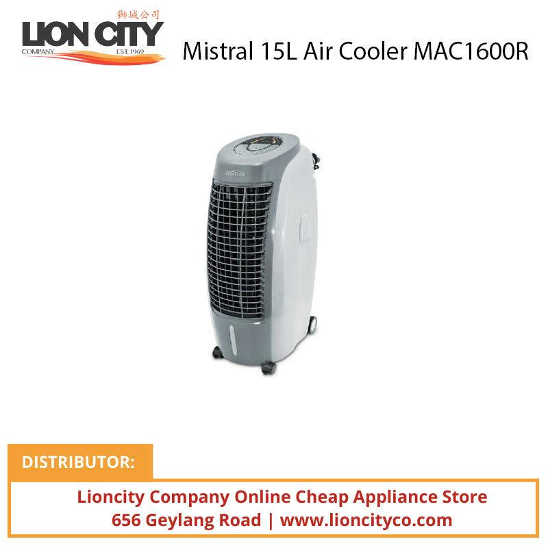 Mistral MAC1600R 15L Air Cooler - Lion City Company