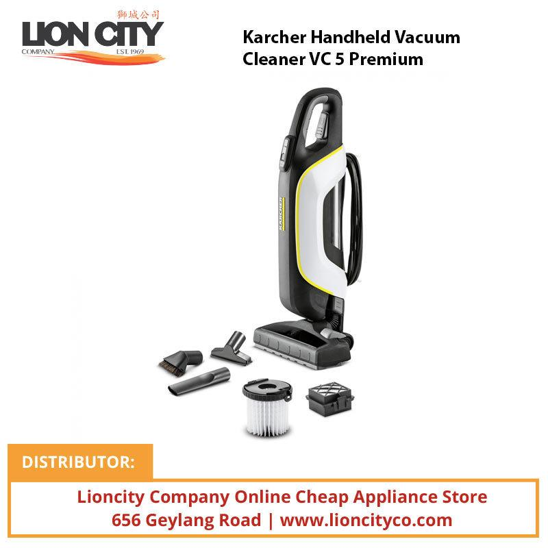 Karcher Handheld Vacuum Cleaner VC 5 Premium - Lion City Company