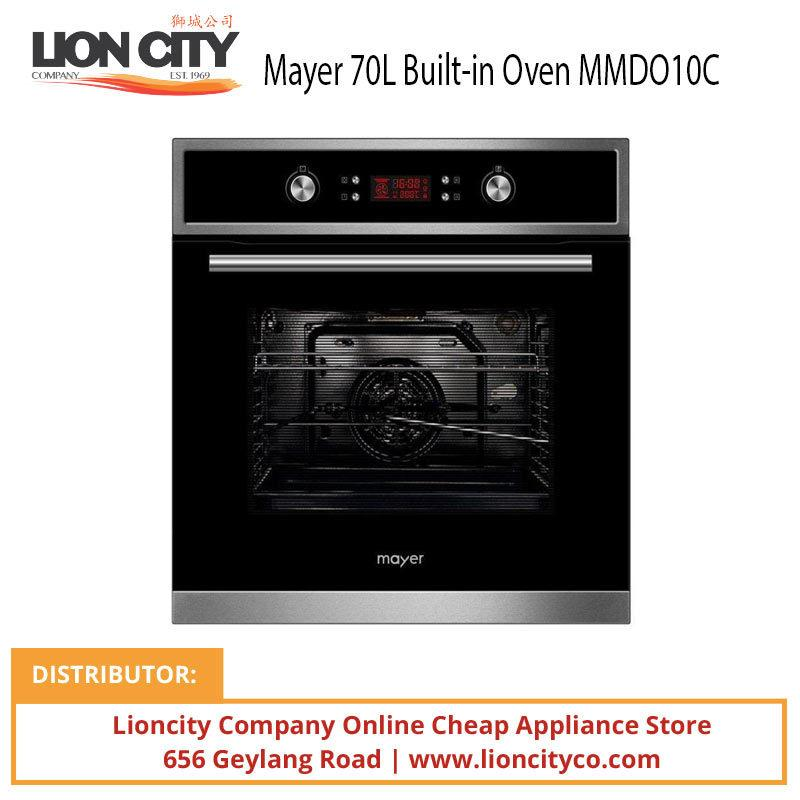 Mayer 70L Built-in Oven MMDO10C - Lion City Company
