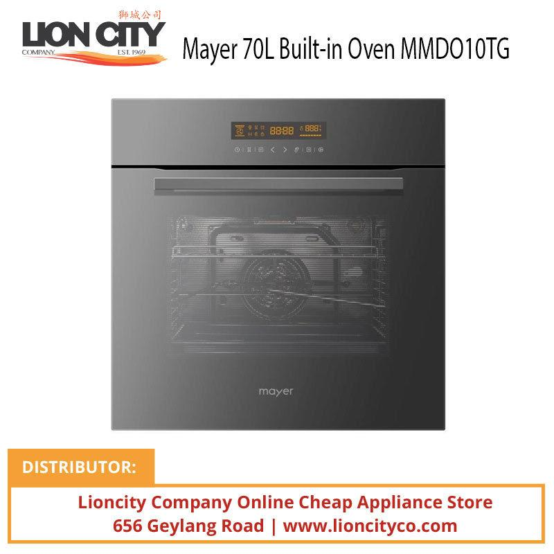 Mayer 70L Built-in Oven MMDO10TG