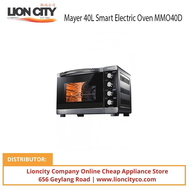 Mayer 40L Smart Electric Oven MMO40D - Lion City Company