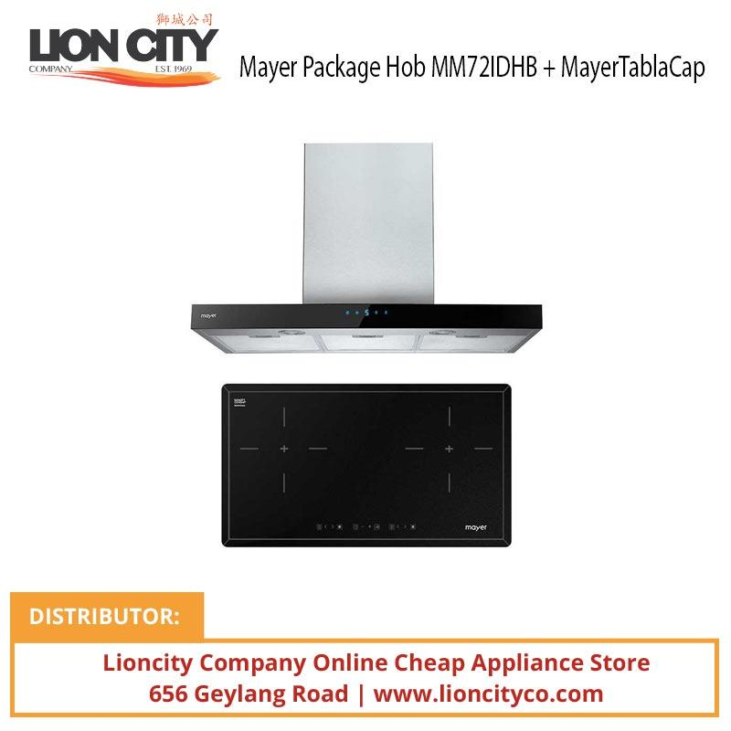 Mayer Package Hob MM72IDHB + MayerTablaCap - Lion City Company