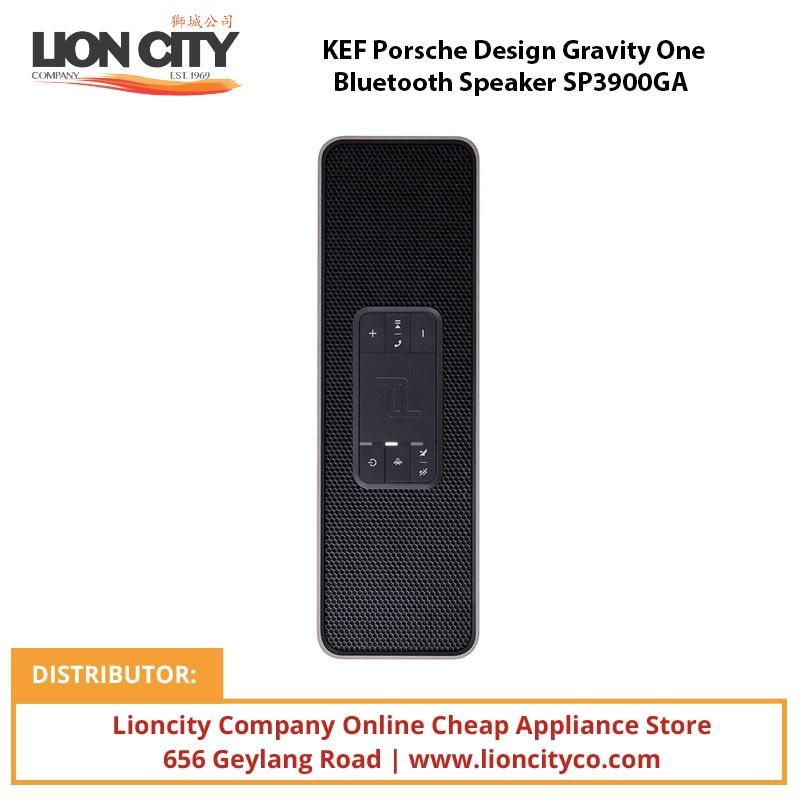 KEF Porsche Design Gravity One Bluetooth Speaker SP3900GA - Lion City Company