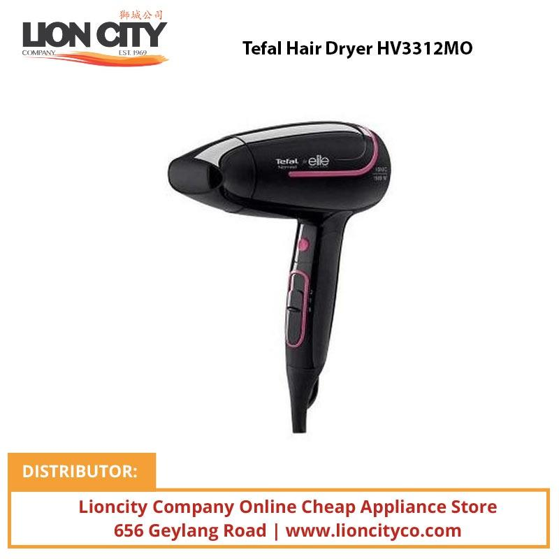 Tefal Hair Dryer HV3312MO - Lion City Company