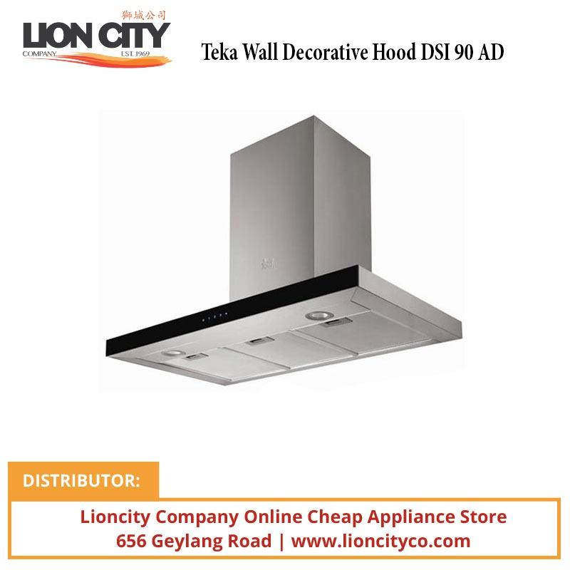 Teka Wall Decorative Hood DSI 90 AD - Lion City Company