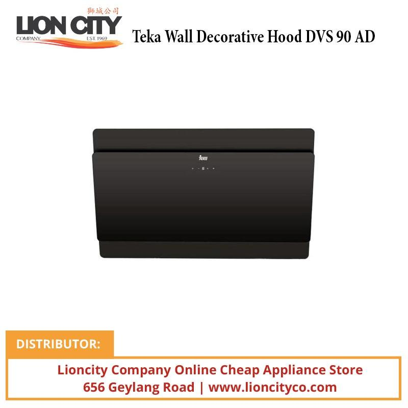 Teka Wall Decorative Hood DVS 90 AD - Lion City Company