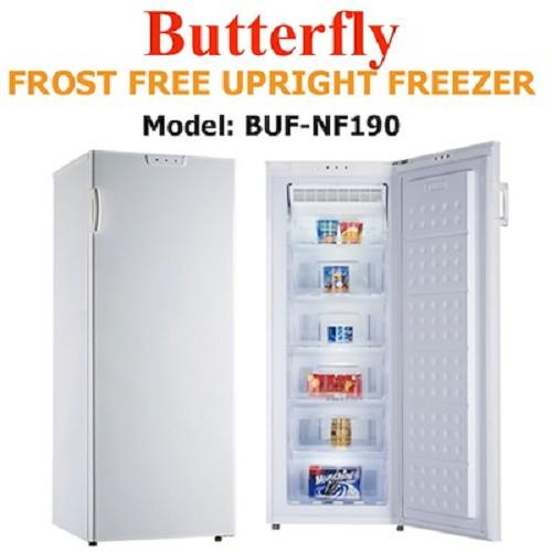 Butterfly BUF-NF190 Upright Freezer (190L) ***OUT OF STOCK