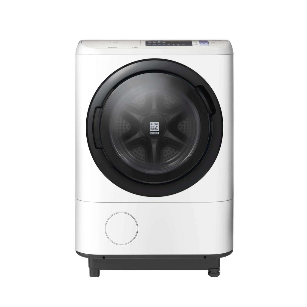 HITACHI BDNX110AHJ FRONT LOAD WASHER & DRYER (11KG/7KG) - Lion City Company