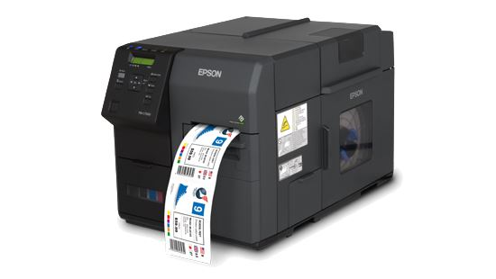 Epson ColorWorks C7510G Inkjet Colour Label Printer