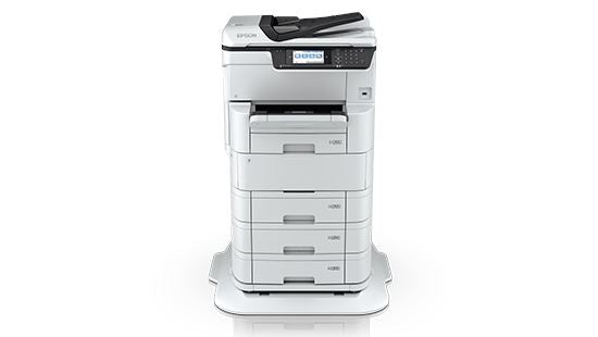 Epson WorkForce Pro WF-C878R A3 Colour Multifunction Printer (FLOOR STANDING CONFIGURATION)