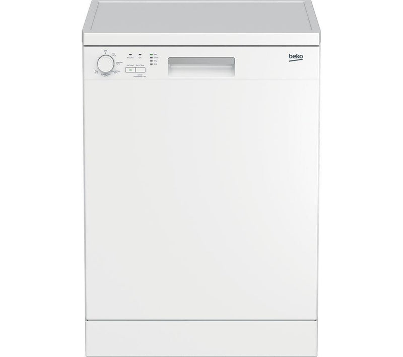 BEKO DFN05X11W Full-size Dishwasher - White