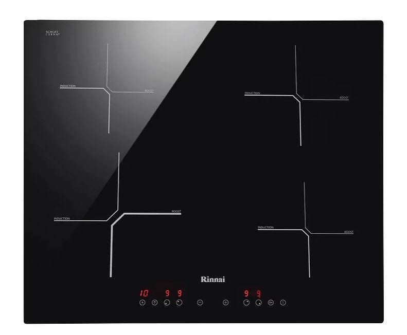 RINNAI RB-6024H-CB 60cm 4-ZONE Built-in Induction Hob