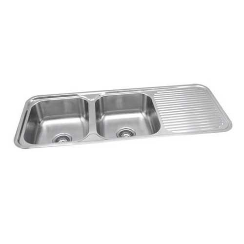 Rubine Kitchen Sink Deluxe DUX 621 - Lion City Company