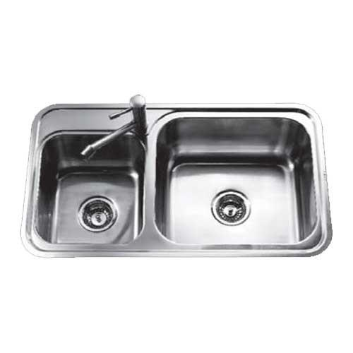 Rubine Kitchen Sink Deluxe DUX 660 - Lion City Company