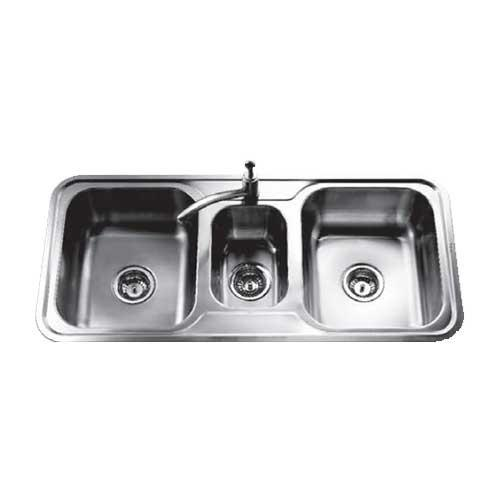 Rubine Kitchen Sink Deluxe DUX 670 - Lion City Company