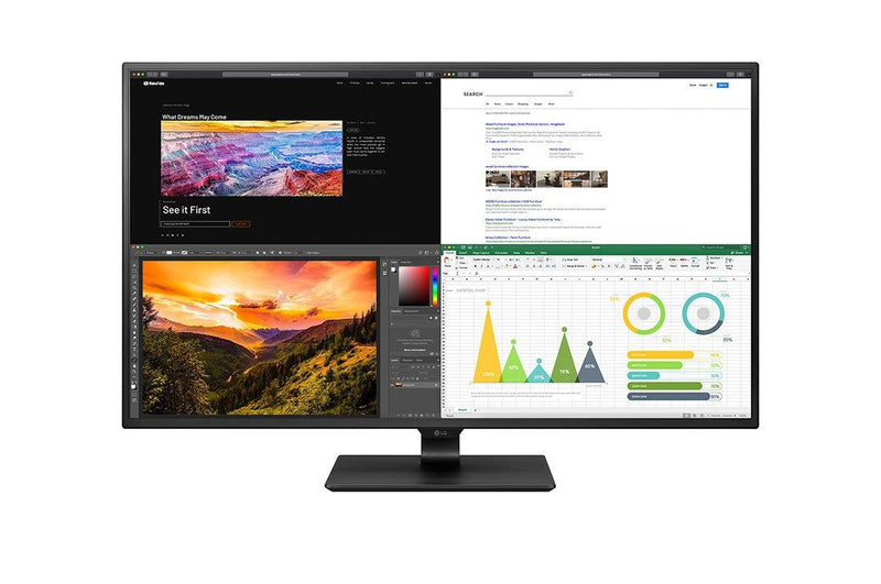 LG 43UN700-B 42.5-inch 4K UHD IPS Monitor ***OUT OF STOCK