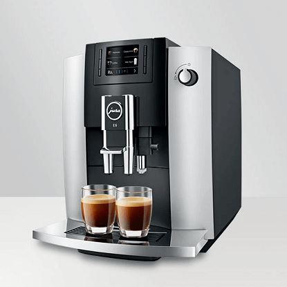 JURA E6 Platinum Automatic coffee Machine