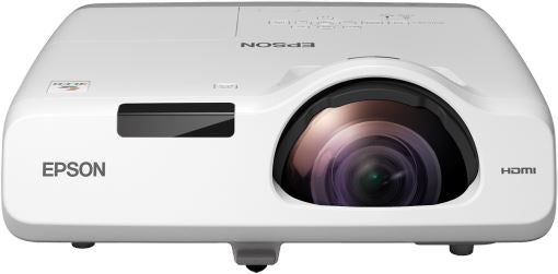 Epson 535W Short Throw WXGA 3LCD Projector - Lion City Company