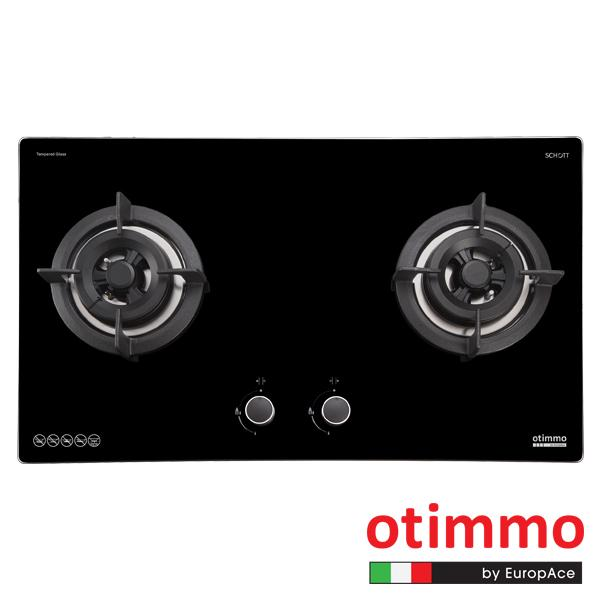 Europace EBH3291U OTIMMO 2 BURNER 90CM STAINLESS STEEL Built-in Gas HOB
